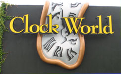 Howard Miller clocks from Clock World